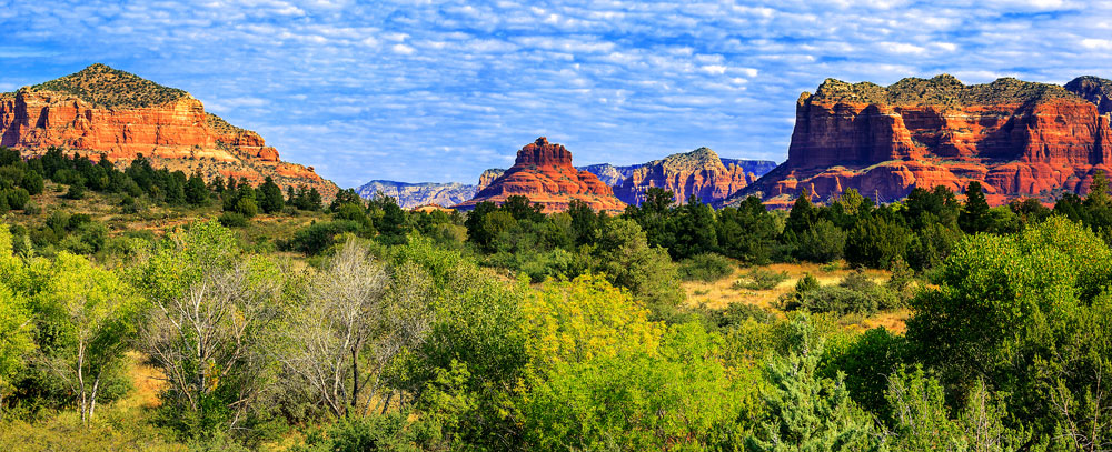 Bell rock is one of the seven main vortexes in Sedona, Arizona