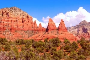 SpiritQuest Sedona Retreats is located in the heart of Sedona