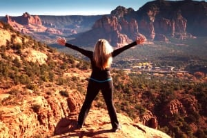 Med your heart with a retreat with SpiritQuest in Sedona