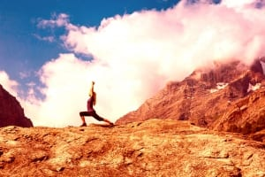 Sedona day package yoga sessions by SpiritQuest